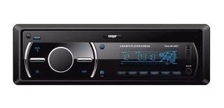 Autoestereo Targa Mp3 + Bluetooth 208w Tag-6016bt