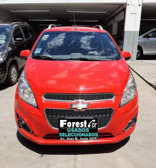 Chevrolet Spark 1.2 Lt 2014 Pocos Km!#6