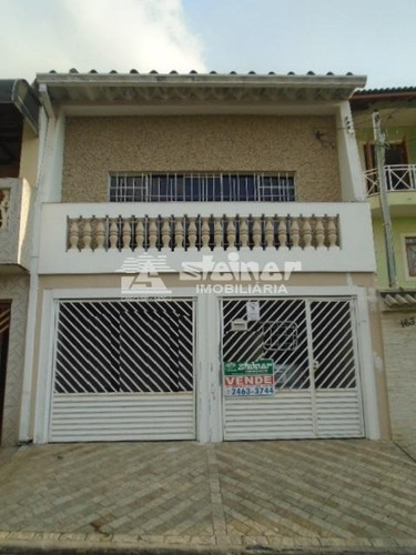 Imagem 1 de 25 de Venda Sobrado 2 Dormitórios Jardim Santa Mena Guarulhos R$ 468.000,00 - 34140v