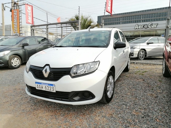 Renault Logan 1.6 Authentique 85cv 2017 - Aerocar