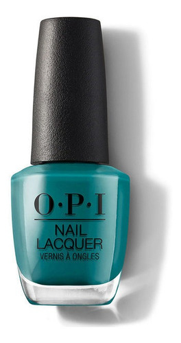 Opi Esmalte Dance Party 'teal Dawn - Nln74 - Neon