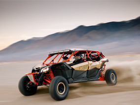 Can-am Maverick Max Xrs 2018 Utv Smmotos 0km Arenero Can Am