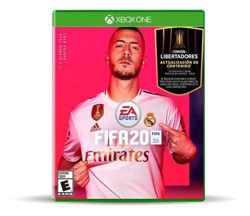 Fifa 20 (nuevo) Xbox One, Español, Físico, Macrotec
