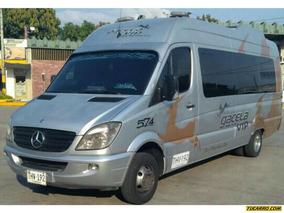 Autobuses Buses Mercedes Benz Sprinter