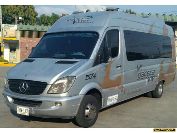 Autobuses Buses Mercedes Benz Sprinter