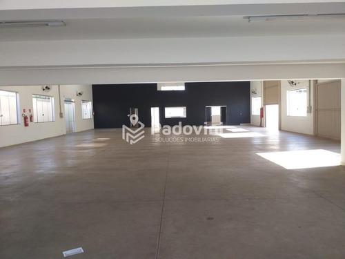 Galpão Para Aluguel, 5 Vagas, Vila Cardia - Bauru/sp - 884