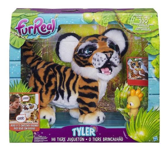 Rayler, El Tigre Juguetón Furreal Friends.
