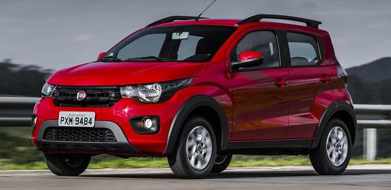 Fiat Mobi Way 2020 0km | Zucchino Motors