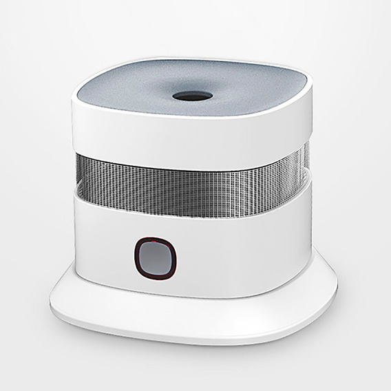 Gynoid Sensor Detector De Humo Gy2-208