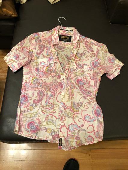 Camisa Manga Corta Kevingston