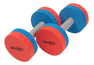 Halter Hidroginástica Hidro Piscina Redondo 2 Kg Hidrolight
