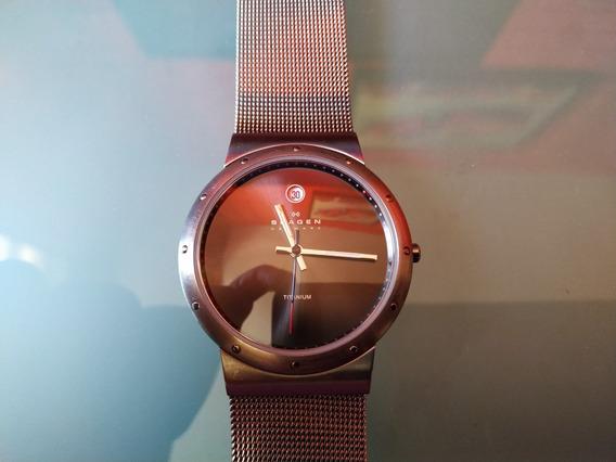 Reloj Skagen Titanium