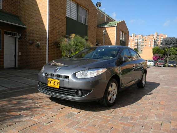 Renault Fluence Privilege Unico Dueño Sun Roof At