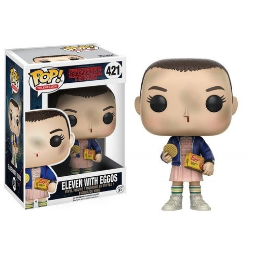 Funko Pop Eleven Con Eggos Stranger Things 421 Baloo Toys