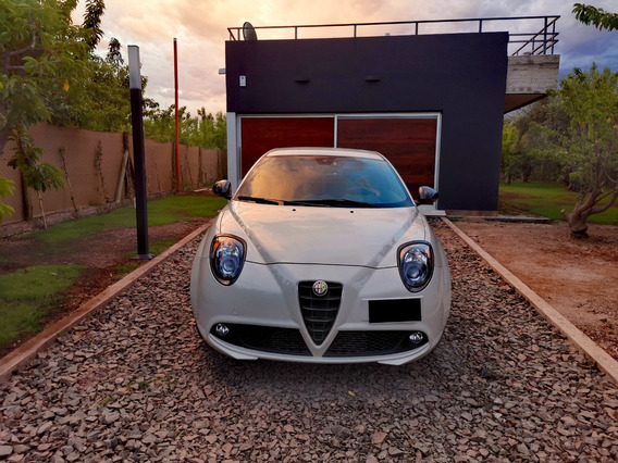 Alfa Romeo Mito 1.4t Qv Racer