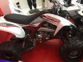 Yamaha Raptor 700, 2018, 0 Km, Blanco
