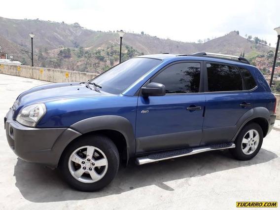 Hyundai Tucson Sport Wagon 4x4