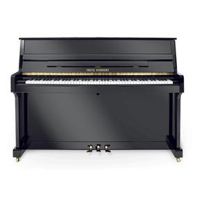Piano Fritz Dobbert 110 Acústico Vertical Modelo Parede