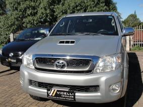 Toyota Hilux Cd 4x4 Srv 3.0 2011
