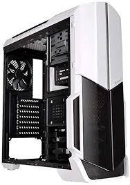 Case Thermaltake Versa N21 Snow Blanca/negra, Mid Tower, 4x