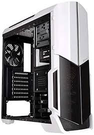Case Thermaltake Versa N21 Snow Blanca/negra, Mid Tower, 4x