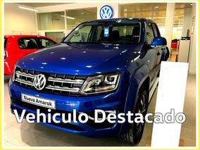 Volkswagen Amarok V6 Tdi Nueva Turbo Automatica Alra Nousada