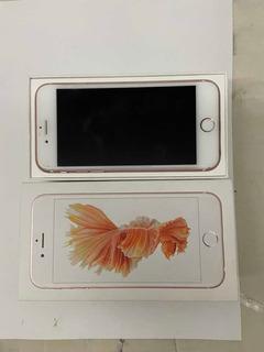 iPhone 6s Rose Gold 16gb
