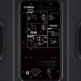 Caixa De Som Ativa, Yamaha Dbr-15