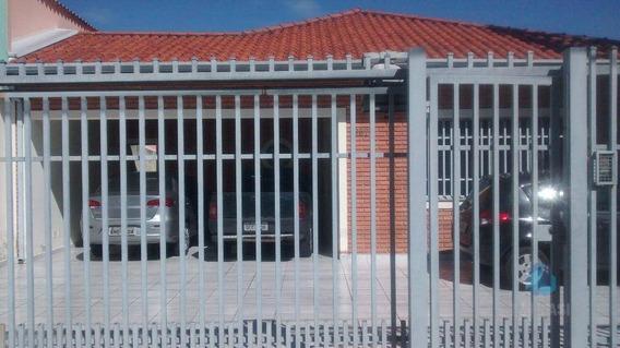 Casa Residencial À Venda, Jardim Nova Europa, Campinas. - Ca0150