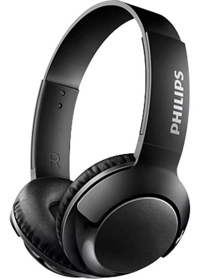 Fone De Ouvido Wireles Supra Auricular Shb3075 Preto Philips