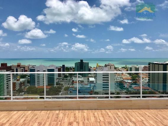 Apartamento À Venda - Praia Do Cabo Branco - João Pessoa - Pb - Ap0320