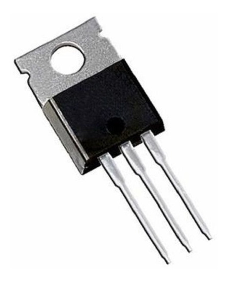 Kit 10 Transistor Irf 540n To 220-n 33a 10w Power Mosfet