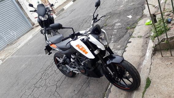 Dafra Ktm200