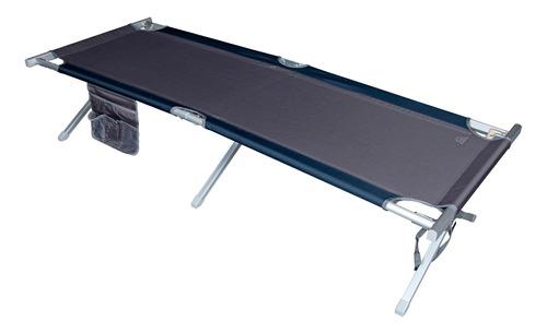 Catre Aluminio Pro Azul Doite