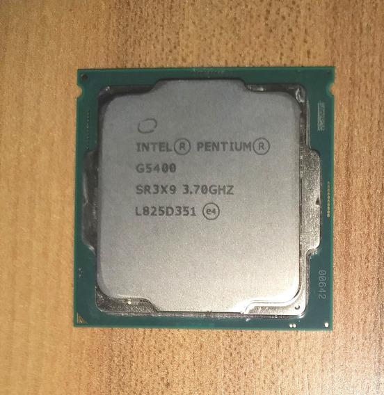 Processador Intel Pentium G5400 3.7ghz 8ª Geração Lga1151