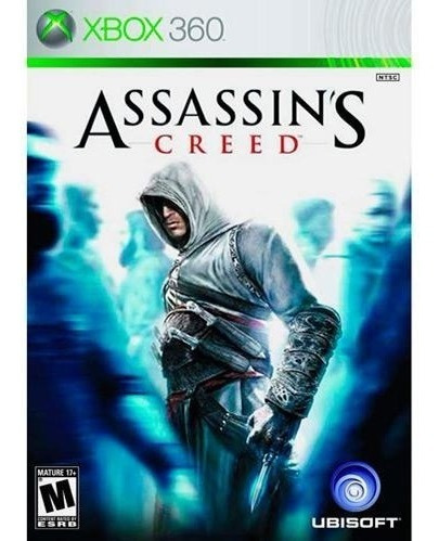 Assassins Creed - Xbox 360 Mídia Física