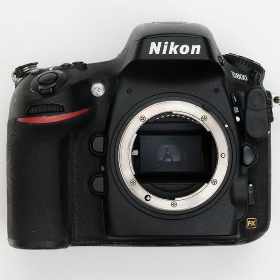 Nikon D800 - 36.3mp - Somente Corpo