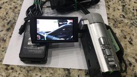 Filmadora Sony Dcr-sx85 Handycam Frete Grátis P/todo Brasil