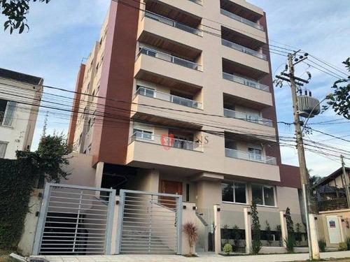 Apartamento Com 2 Dormitórios À Venda, 68 M² Por R$ 409.500,00 - Dom Feliciano - Gravataí/rs - Ap0790