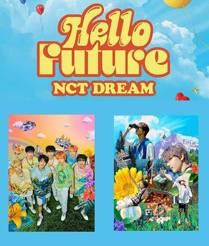Imagen 1 de 4 de Nct Dream Hello Future Repackage Cd + Libro Nuevo Importado