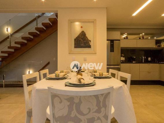 Casa Com 2 Dormitórios À Venda, 219 M² Por R$ 960.402 - Rondônia - Novo Hamburgo/rs - Ca2916