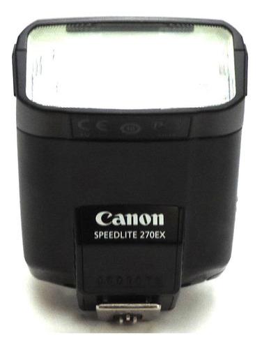 Flash Canon Speedlite 270ex Usado