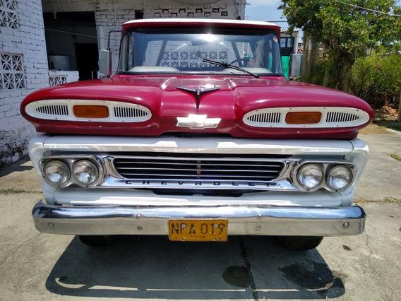 Linda Camioneta Chevrolet Apache 1960