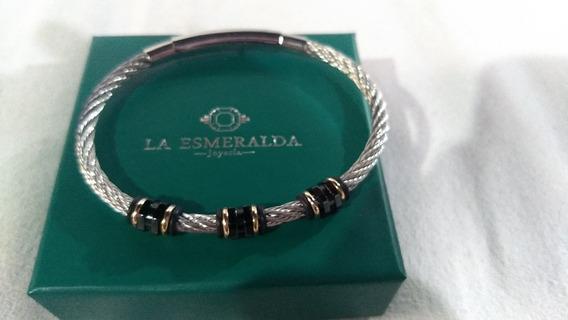 Pulsera Para Hombre Joyería La Esmeralda