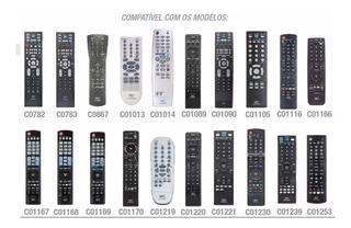 Controle Remoto Tv Lg Smart Led 3d Lcd Plasma Varios Modelos