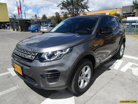 Land Rover Discovery Pure