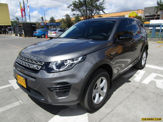 Land Rover Discovery Sport 2.0 Si4 S