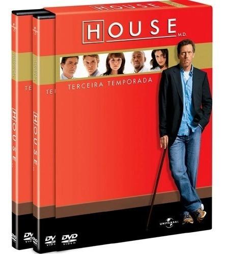 Imagem 1 de 3 de Box House 3ª Temporada Completa Original E Lacrado