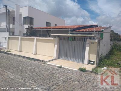 Casa Para Locação Em Parnamirim, Nova Parnamirim, 3 Dormitórios, 2 Suítes, 3 Banheiros, 2 Vagas - Kl 0223