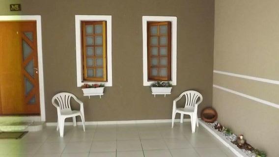 Casa Em Jardim Califórnia, Jacareí/sp De 105m² 3 Quartos À Venda Por R$ 335.000,00 - Ca178008